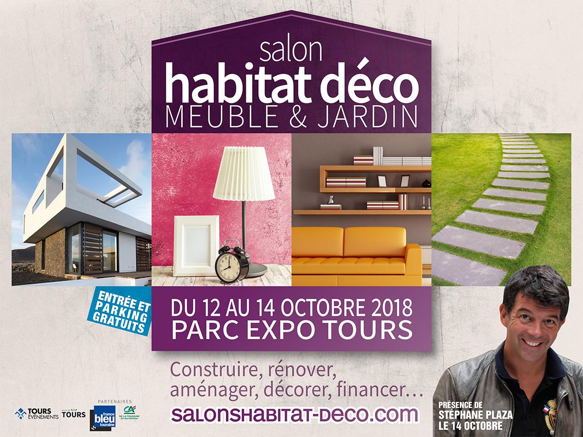Salon Habitat, Meuble, Deco & Jardin …. Parc Expo Tours ...